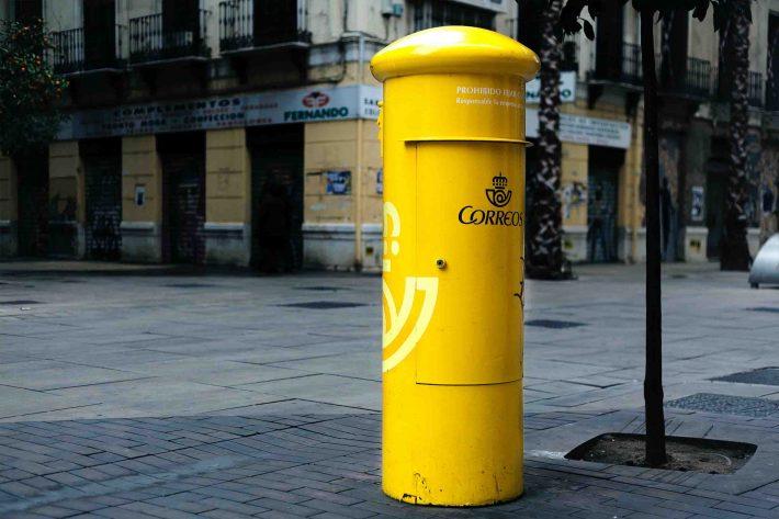 oposiciones correos madrid