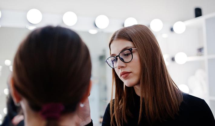 dónde estudiar maquillaje caracterización y efectos especiales