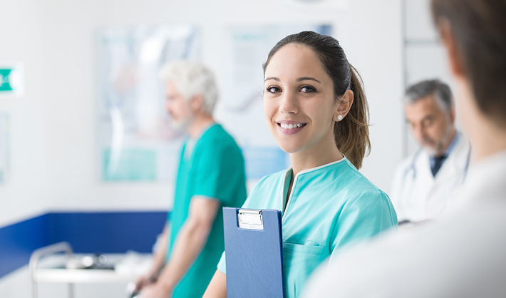 enfermero interno residente - EIR