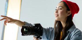 Especialidades en fotografía: fotógrafo artístico