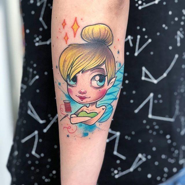 mejores tatuadores de españa - maría cabañas