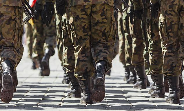 qué es un suboficial del ejército - escala militar españa