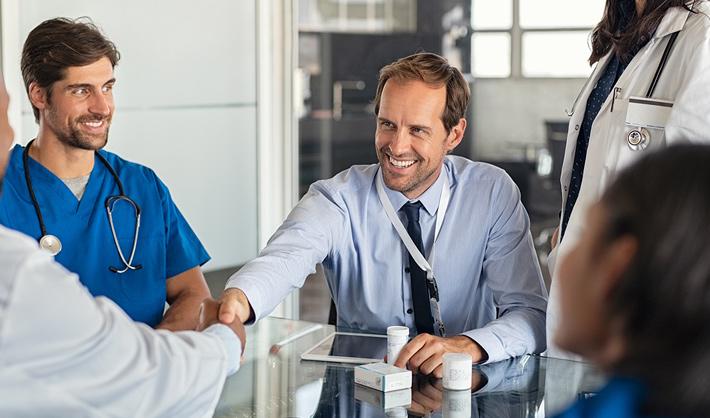 ¿Qué es un visitador médico? – curso online