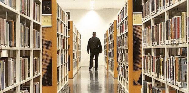 Cómo trabajar en una biblioteca