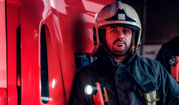 convocatoria de bombero-conductor Valladolid 2020