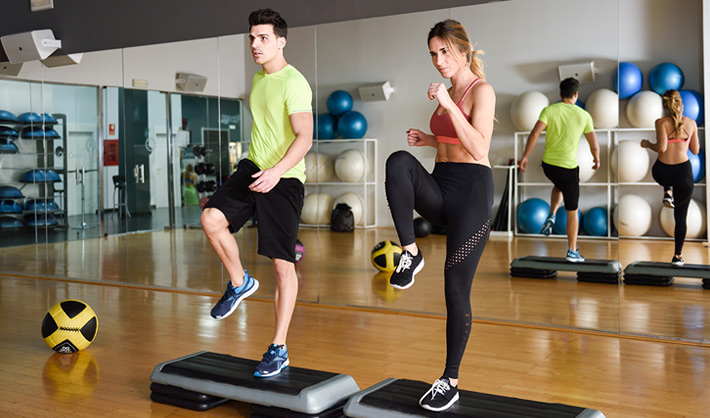 qué es el aerobic? - curso monitor