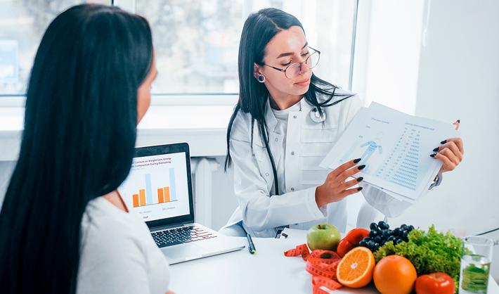 FP Nutrición y Dietética online - fp a distancia
