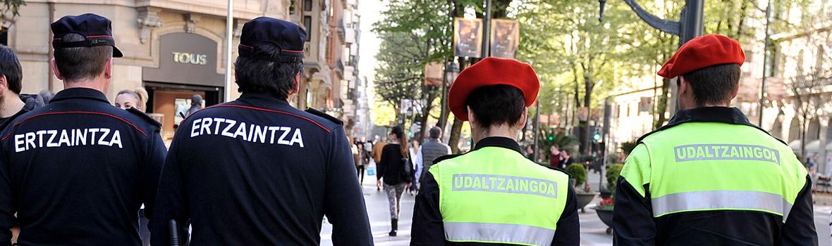 ¿Son difíciles las oposiciones a la Ertzaintza?