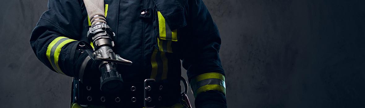 ¿Cuál es la altura mínima para ser bombero?