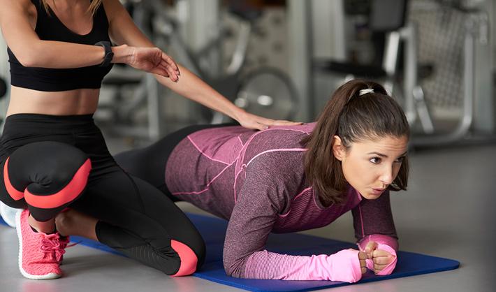 estudiar para preparador físico – entrenamiento personal