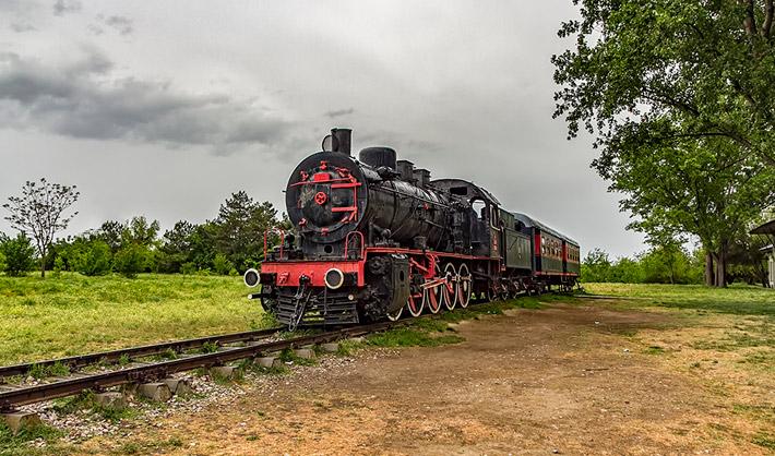 descubre la historia de los trenes