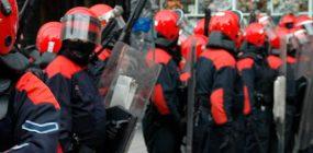 ¿Cómo ser antidisturbios de la Ertzaintza?
