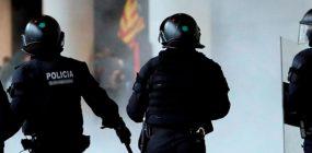 Mossos: antidisturbios
