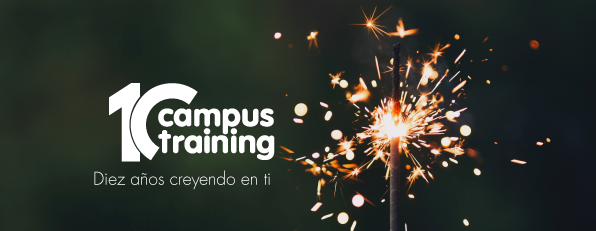 Campus Training: 10 años formando futuro