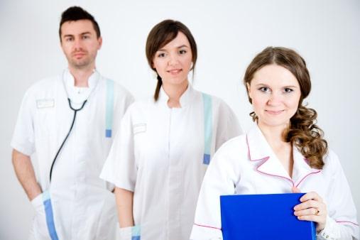 Plazas convocadas de Auxiliar de Enfermería