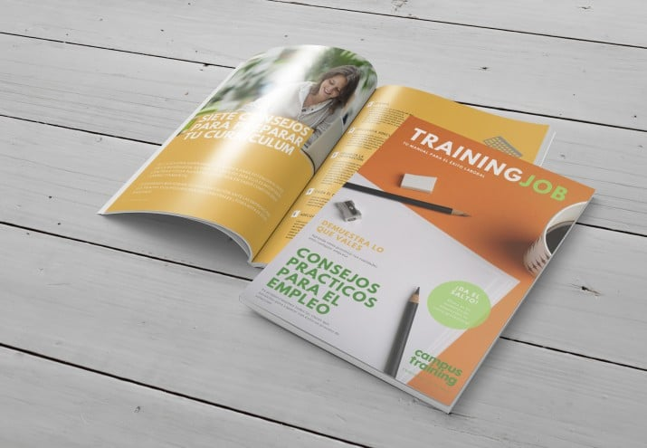 Revista training job
