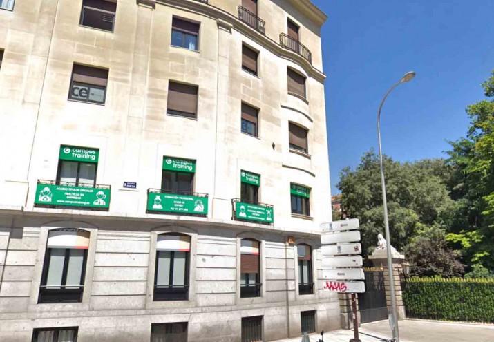 Academia oposiciones Instituciones Penitenciarias Madrid