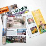 Acuerdo revista mi jardín y Diseño Interior