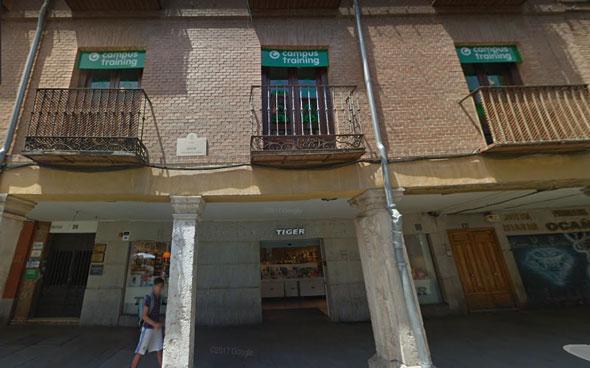 Campus Training Alcalá de Henares
