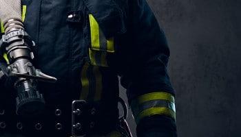 altura mínima para ser bombero|