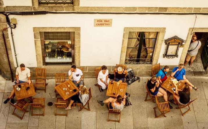 Ciclo superior en Santiago de Compostela, Ciclo superior en Santiago de Compostela