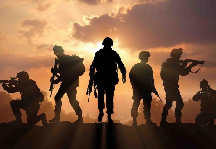 cómo entrar al ejército, Cómo entrar al ejército