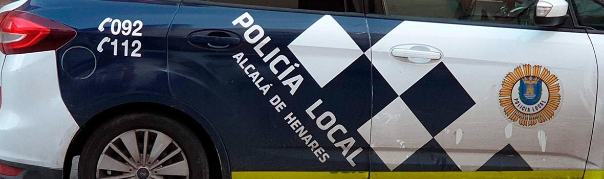 Convocatoria de Policía Local en Alcalá de Henares