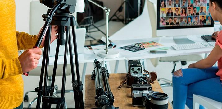 claves de la fotografía como profesión 