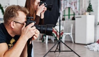 Especialidades en fotografía: fotógrafo de producto