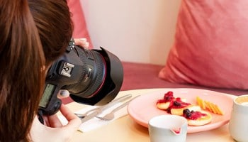 Especialidades en fotografía: fotógrafo gastronómico