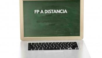 FP a distancia: Formación Profesional Oficial