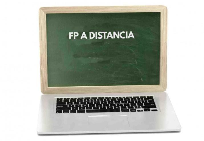 FP a distancia, FP a distancia: Formación Profesional Oficial