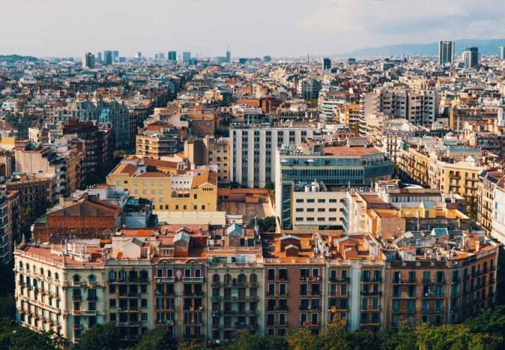 Grado superior Barcelona, Grado Superior  Barcelona