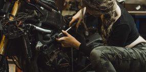 Trabajo de mecánico de motos: empleo en el sector