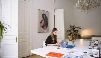 Montar un rincón de estudio en casa: teletrabajo en tiempos de coronavirus