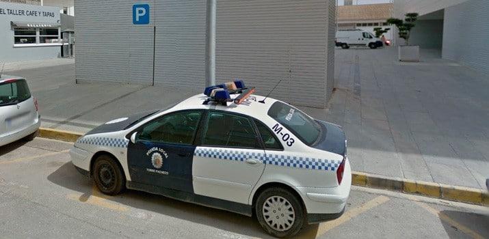 convocatoria policía local Torre Pacheco oposiciones|