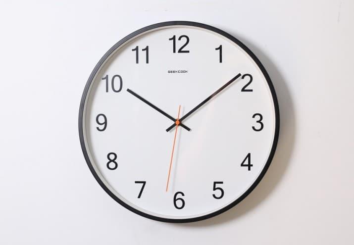 puntualidad en el trabajo