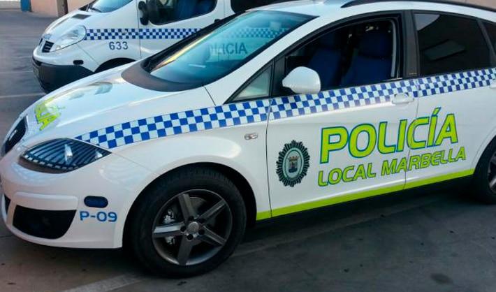 sueldo de Policía Local en Marbella