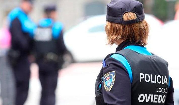 sueldo de Policía Local en Oviedo
