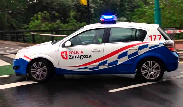 Sueldo policía local Zaragoza