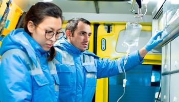 Técnico en emergencias sanitarias: asignaturas del temario