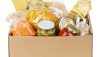 ¡Donamos 1,5 toneladas de comida al Banco de Alimentos!