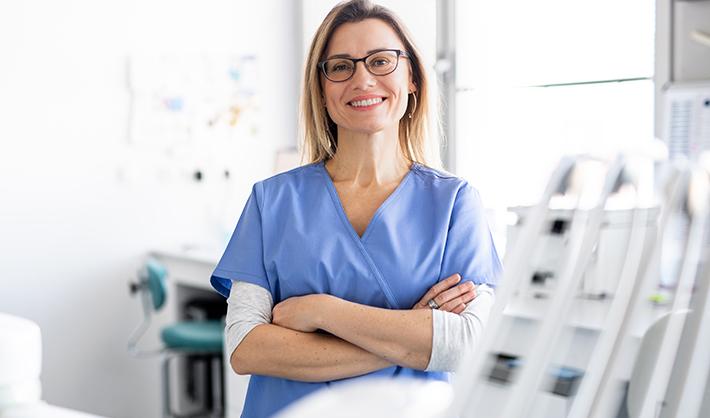 perfil profesional auxiliar de odontología