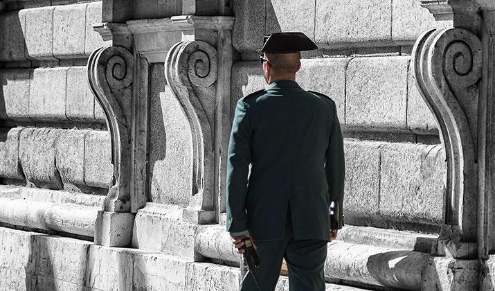 estudiar guardia civil por libre