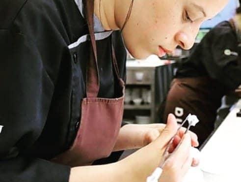 Cocina y Gastronomía. Especialidad Enología y Maridaje opiniones: Kimberly Bravo