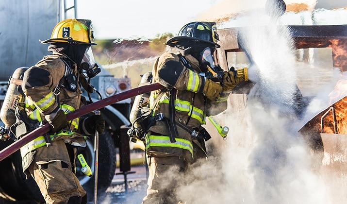 examen oposiciones bombero