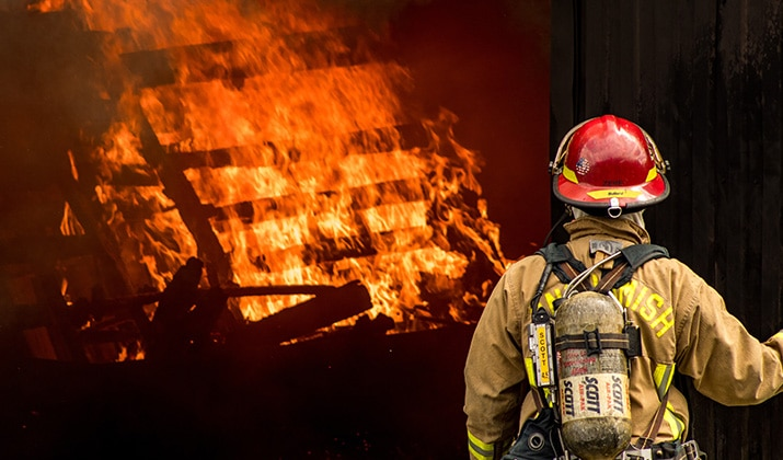 Historia bomberos en España