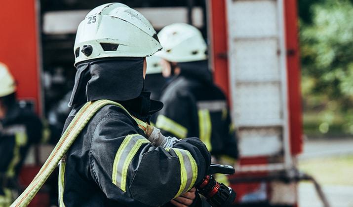 oposiciones bombero jaén