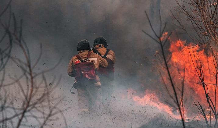 test oposiciones bomberos