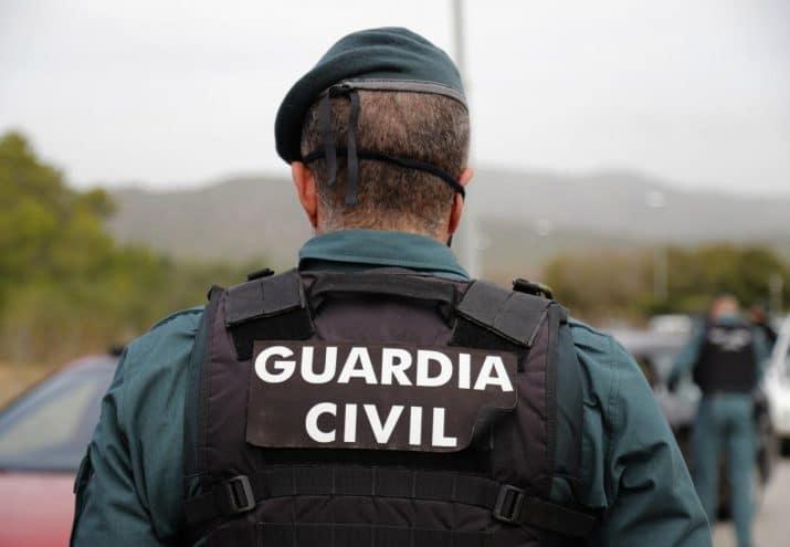 academia guardia civil